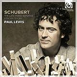 SCHUBERT. The Late Piano Sonatas. Lewis