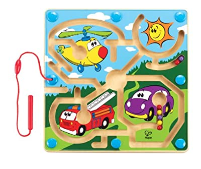 Mighty Motors by Hape