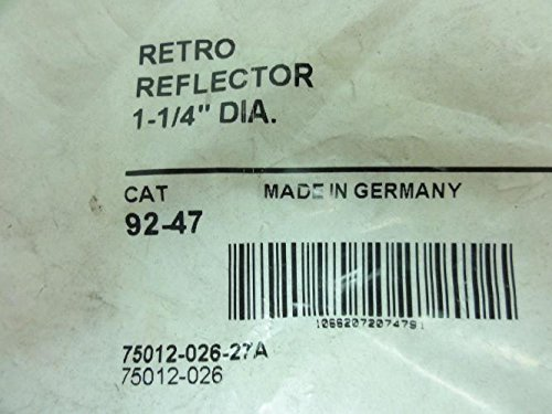 ALLEN-BRADLEY 92-47 Reflector 1 1/4 DIA