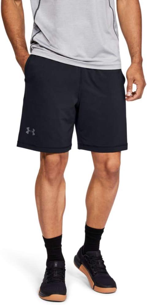 Under Armour Hombre UA RAID 8 Shorts, pantalón corto