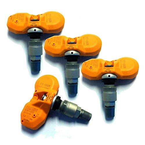Tire Pressure Sensor (TPMS) Set of 4 - For 2007-2009 BMW 3 Series (Pre Sept 09)