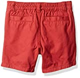 Tommy Hilfiger Baby Boys 2 Pieces Shirt Shorts Set, Stripes/Blue, 3-6 Months