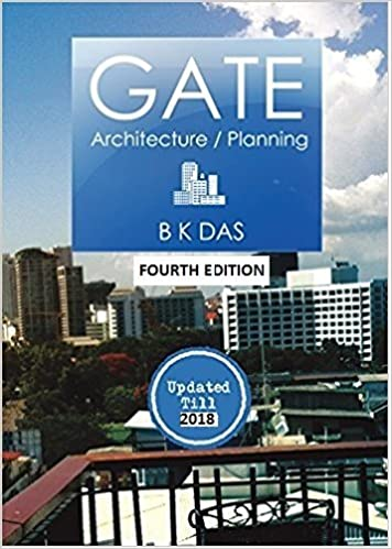 Buy GATE Architecture/Planning (4 ed) for GATE AR 2019 Book Online