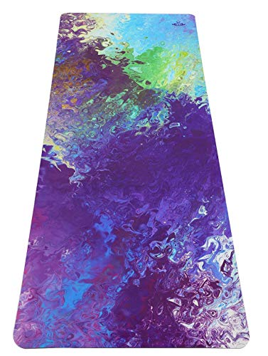 Heathyoga Synergy Yoga Mat Non Slip Hot Yoga Mat