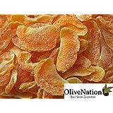 OliveNation Dried Tangerine Wedges. 16 oz