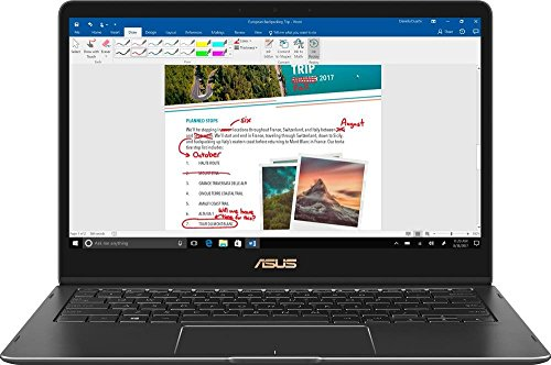 Asus 2-in-1 Q325UA - 13.3in FHD Touch - 8Gen i7-8550U - 16GB - 512GB SSD (Renewed)