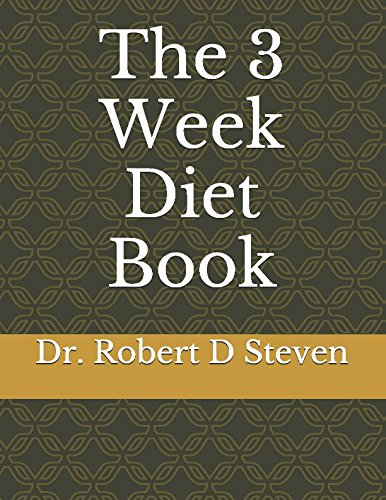 The 3 Week Diet Book