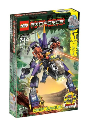 Top 9 Best LEGO Exo-Force Sets Reviews in 2020 5