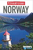 Front cover for the book Insight Guides Norway by Simon Ryder