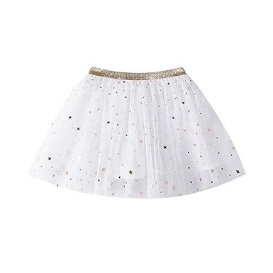 0b5b9ebc78f LUBITY Sparkle Tutu Princesse Ballet Danse par Couches Tulle Tutu Jupes  Mode Bébé Enfants Filles Princesse