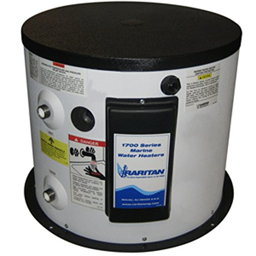 Raritan 12-Gallon Hot Water Heater w/o Heat Exchanger - 120V Marine , Boating Equipment (12 Gallon Hot Water Heater)