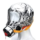 TZL30 Personal Fire Escape Mask Smoke Protection Security Mask for Home Hotel Office -Safety & Protective Gear Masks - 1 x TZL30 Fire Escape Mask