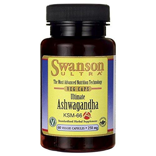 Swanson Ultimate Ashwagandha Ksm 66 Caps product image