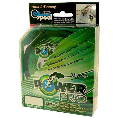 Power Pro 10 -Pounds – 150 yard (Moss green), Outdoor Stuffs