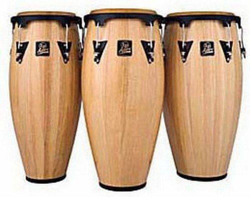 Lp Aspire Wood (Latin Percussion LPA612-DW LP Aspire Wood 12-Inch Tumbadora - Dark Wood/Black  (1 UNIT))