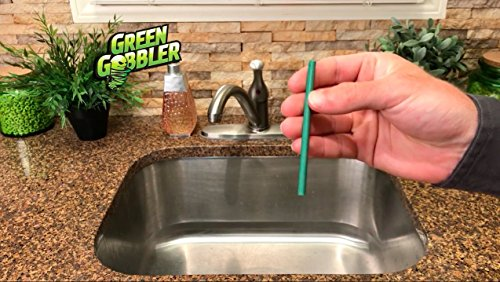 Green Gobbler Bio Flow Drain Strips Drain Cleaner
