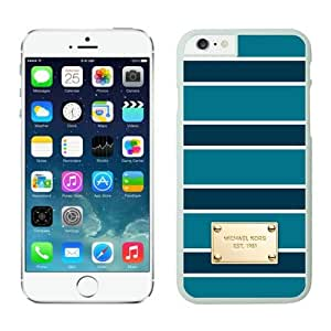 NEW Fashion Customized NW7I 123 Case M&K iPhone 6 Plus 5.5 inches Phone Case Cover White T3 003