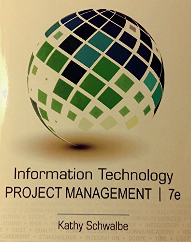 Information Technology Project Management (with Microsoft
