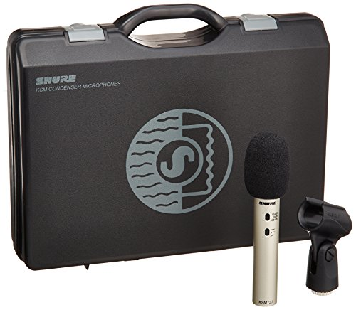Shure KSM137/SL End-Address Cardioid Condenser Instrument Microphone