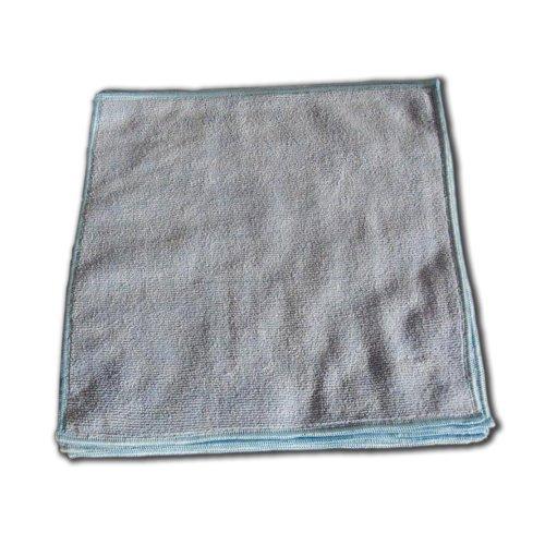 Inland Micro Fiber Cloth Twin Pack, White (05129) (Store Inland)