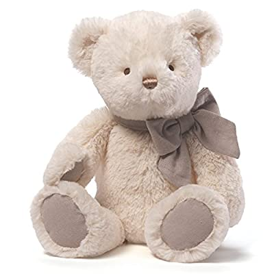 GUND Amandine Teddy Bear Baby Stuffed Animal: Toy: Toys & Games
