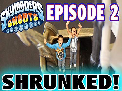 (Trouble On The Pirate Seas Skylanders Shorts Episode)