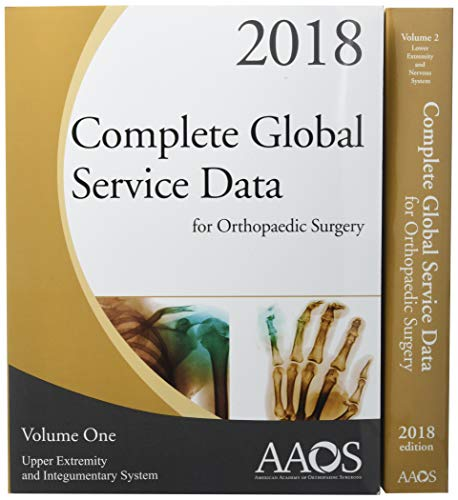 [B.O.O.K] Complete Global Service Data for Orthopaedic Surgery 2018<br />[E.P.U.B]