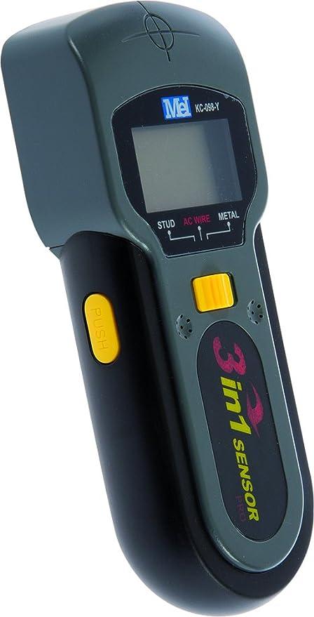 Mei 6550600200 Detector de Tuberías y Cables Eléctricos
