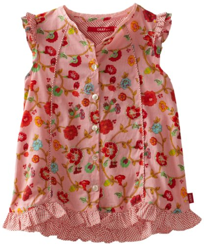 Oilily Little Girls' Bibi Exclusive Blouse