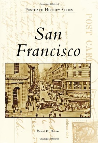 San Francisco (Postcard History) by Brand: Arcadia Publishing