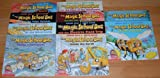 Set 10 Scholastic The Magic School Bus Books: Inside a Beehive/On the Ocean Floor/Inside the Earth/And the Electric Field Trip/Inside the Human Body/In the Time of the Dinosaurs/Inside a Hurricane/At the Waterworks/Lost in the Solar System/Explores..