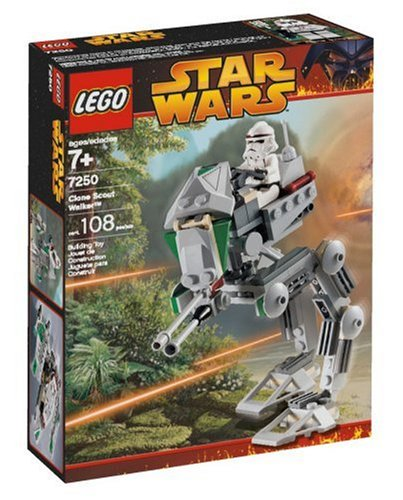 Star Wars Clone Scout Walker (LEGO Star Wars Clone Scout Walker)