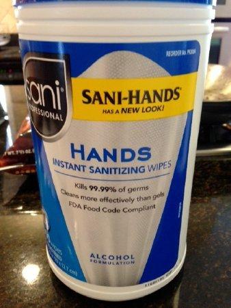 Sani Professional Sani Hands 300Ct by Nice Pak (Image #1)
