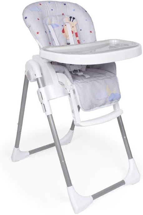 Trona Jirafa Plegable para bebés de 6 a 36 meses - Ultraligera ...