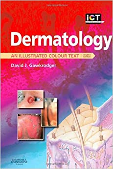 Book Dermatology (Illustrated Colour Text)