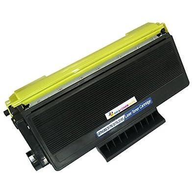 Ink & Toner Geek ® - Compatible Replacement Toner Cartridge for Brother TN-580 Black Toner Cartridge TN80 For Use With Brother DCP-8060 DCP-8065 DCP-8065DN HL-5200 HL-5240 HL-5240LT HL-5250 HL-5250 DNHY HL-5250 DNLT HL-5250DN HL-5250DNT HL-5270DN HL-5280