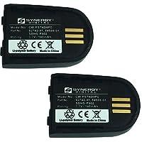 Plantronics 82742-01 Cordless Phone Combo-Pack includes: 2 x EM-CPP-547 Batteries
