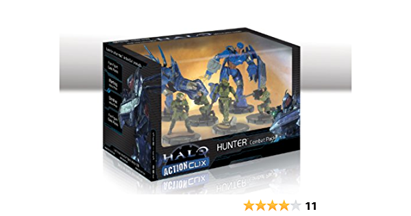 NEW Halo Action Clix Preview Pack Master Chief and The Arbiter Target Exclusive