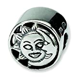 Best Bracelet Sun And Moons - Sterling Silver Reflections Sun Moon Bead Charm Review