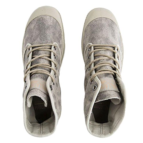 Pallabrouse Womens Brindle Palladium Boots Goat Wax Canvas RH67Sw