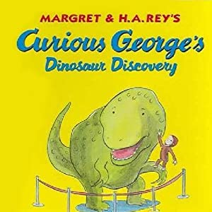 Curious George's Dinosaur Discovery (Unabridged) Audiobook