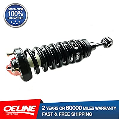 MOCA 171361 Both 2 Front Left and Right Complete Strut & Spring Assembly for 2008-2004 Ford F150 & 2008-2006 Lincoln Mark LT 4.2L 4.6L 5.4L-4WD ONLY: Automotive