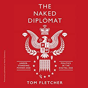 The Naked Diplomat Hörbuch