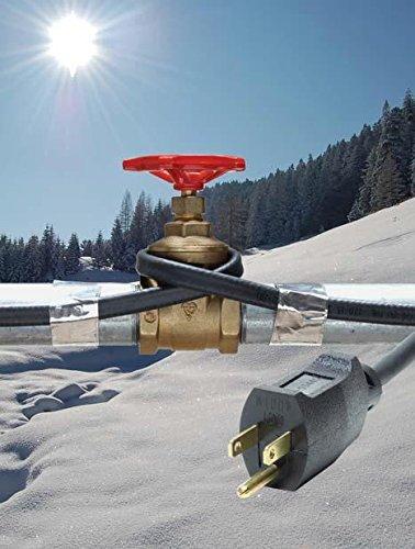 Danfoss 088L1486 100' 120V Self Regulating Ice Guard SRIG Cable W/Plug