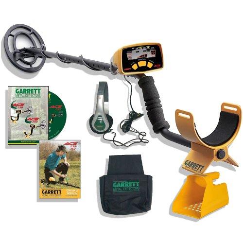 Amazon.com : ACE 150 METAL DETECTOR BEACH HUNTING PACK BY GARRETT : Hobbyist Metal Detectors : Garden & Outdoor