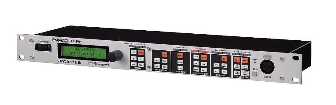 unidad de rackmount (hardware) auto-tune