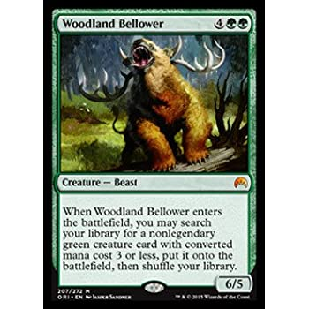 Magic: the Gathering - Woodland Bellower (207/272) - Origins