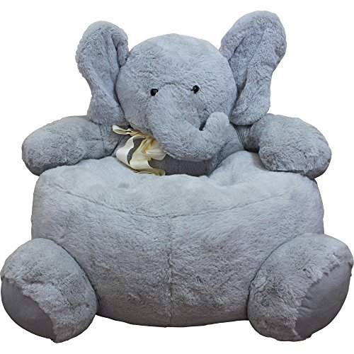 Childrens Plush Elephant Chair