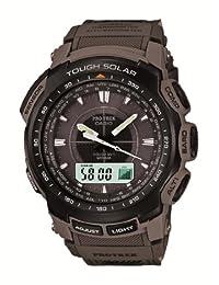 [Casio] PROTREK Multiband6 Mens Watch PRW-5100B-5JF Tough Solar Radio Movement [Japan Imports] (japan import)