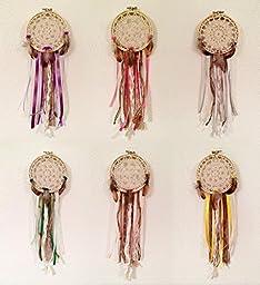 Chrochet Dream Catcher Wall Hanging / Wall Decor / Dreamcatcher / Dream Catchers / Custom Size and Color